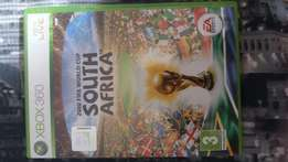 2010 Fifa world cup South Africa xbox 360 game