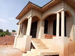 4bedroom shell house in Kira for sale at 170M seated on 50*100ft