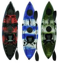 Fishing kayaks 3 colours to choose- kayaks packages seats, paddles, ro for sale  Umbilo