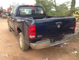Neatly Foreign Used Dodge Ram 1500 Pick Up Van 05
