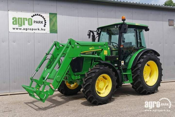 DEERE New Front Loader For John - 2019