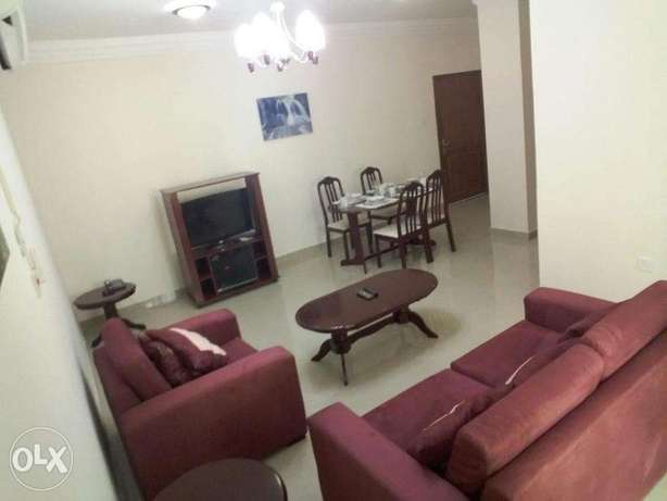 1 bhk F/F 5500 QR in Bin Mahmoud closed to La Cigale monthly or yearly