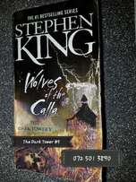 Wolves Of Calla - Stephen King - The Dark Tower #5.