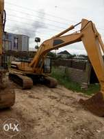 Clean used Excavator for sale in port harcourt
