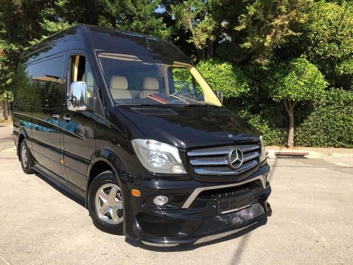 Mercedes-Benz SPRINTER 313 316 CDI - 2014