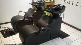 Salon Massage Basin Chairs