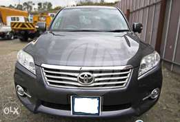 Toyota Vanguard 2010 Model 7 Seater Automatic Transmission Grey KCN