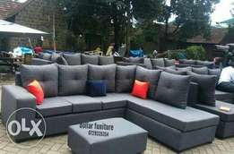 New special ready corner sofa on Offer free delivery