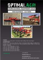 For sale – Land Rollers, Reversable Ploughs & Subsoilers