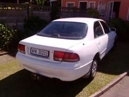 1998 Mazda 626 Durban Please use the number provided