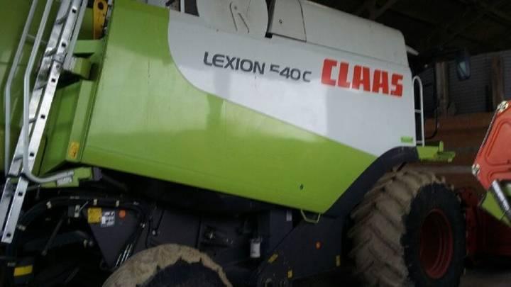 Claas lexion 540 c - 2009