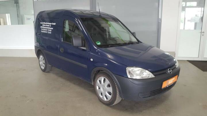 Opel Combo C Van LR sofort Einsatzbereit - 2008