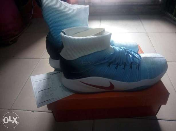 Nike zoom ankle basketball Canvas Ikeja - image 1