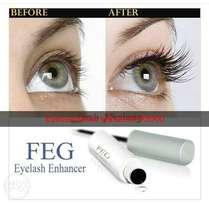 FEG Eyelash and eye brow enhancer.