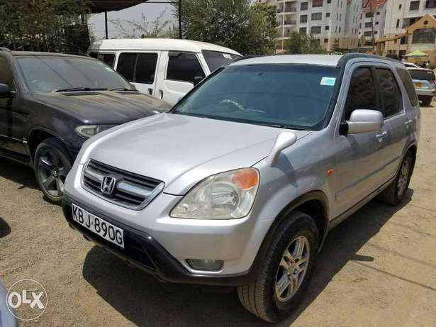 Honda Crv in clean condition. Buy and drive Embakasi - image 1