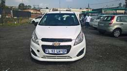 Chevrolet spark 1.2 campus, Cloth Upholstery, Hatch Back, Bluetoo