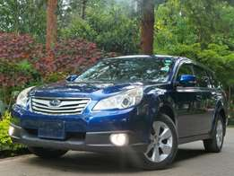 Blue outback