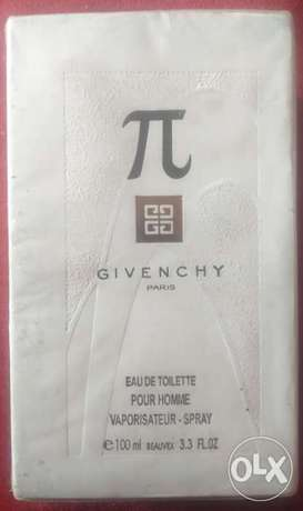 Givenchy pi 100ml for men patch 2005