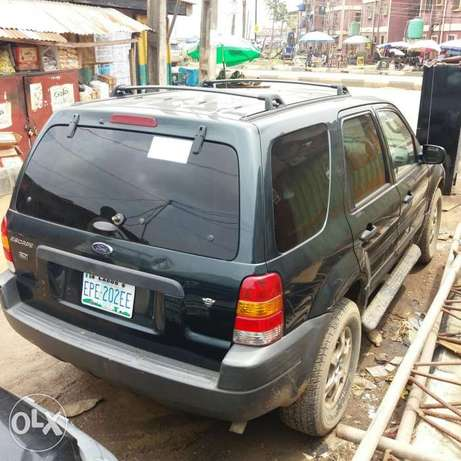 Registered Ford Escape XLT (First Body)- 2004 Oshodi/Isolo - image 3
