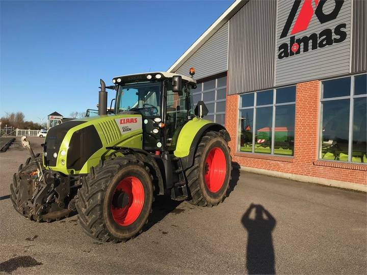 Claas Axion 820 Cebis - 2012