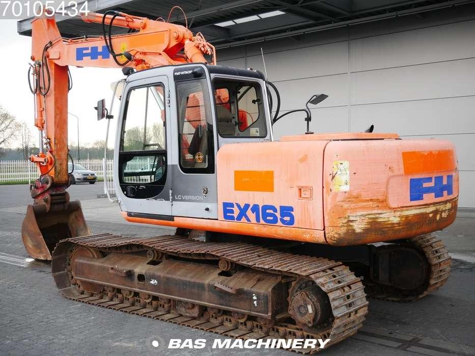 Hitachi EX165 German Dealer Machine - 2002 - image 2
