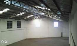 Mombasa Warehouse to let