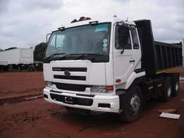 UD 440 ten cube tipper for sale