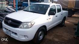 Toyota Hilux, Diesel engine 2008 model,