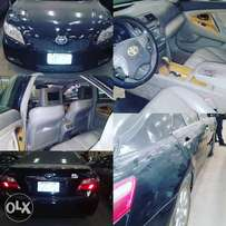 Toyota camry muscle 2009
