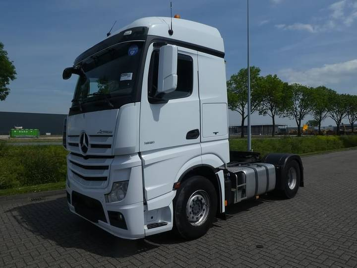 Mercedes-Benz ACTROS 1851 LS big space,retarder - 2014