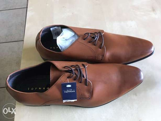 New leather shoes الخبر -  2