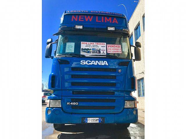 Scania R 480 - 2009