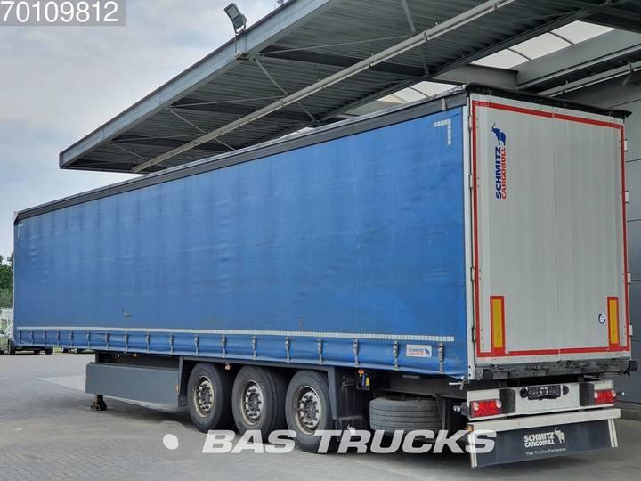 Schmitz Cargobull SCB*S3T 3 axles Liftchase Palettenkasten - 2014