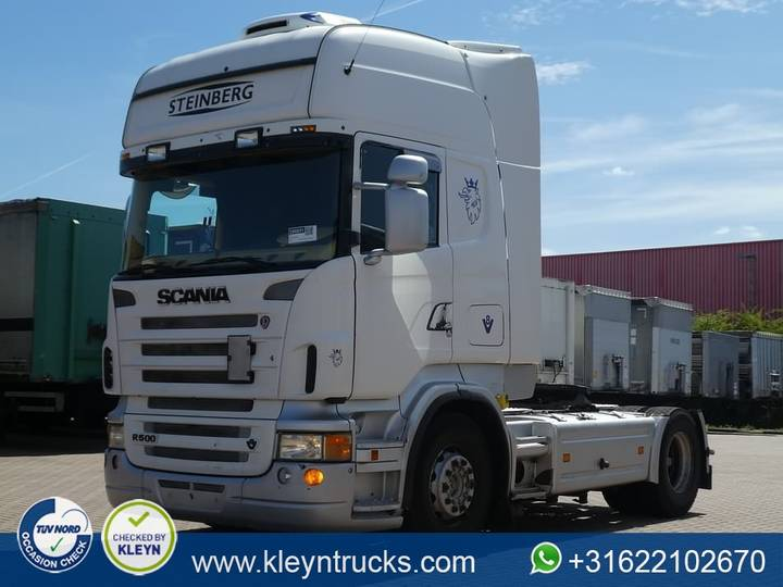 Scania R500 highline v8 retarder - 2006
