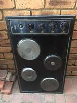 Defy 4 Plate Solid Hob, Working Condition