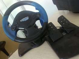 Ps2 racing wheel