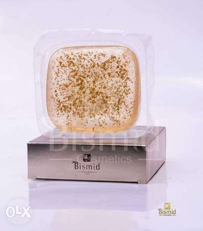 Bismid 24k gold facial whitening soap Ibadan - image 1