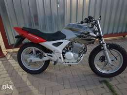 Honda cbx 250 twister stripping for spares