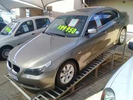 Bmw 525i auto sunroof e90