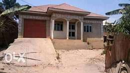 Secure 3bedroomed house for sale in Lusanja-kawempe at 50m
