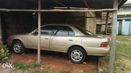 Toyota camry kak manual clean no dents at 210k