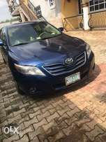 My super clean toyota camry 010 used urgently for sale