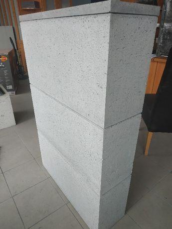 Bloczki Ogrodzeniowe Beton Architektoniczny Bloczki Betonowe