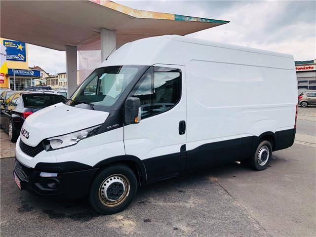 Iveco Daily 35s13 H2L2 130PS AIRCO 3500KG TREKGEWI14950NETTO - 2015