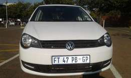vw Polo Vivo 1.6 model 2013