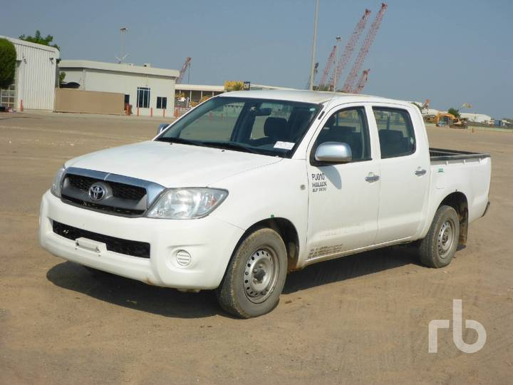 Toyota HILUX Crew Cab 4x2 - 2009