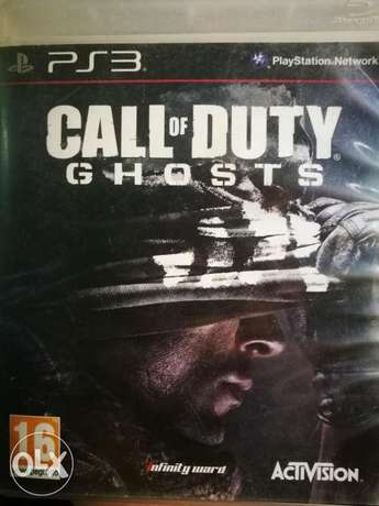 Call of duty black ops 3 & call of duty ghosts