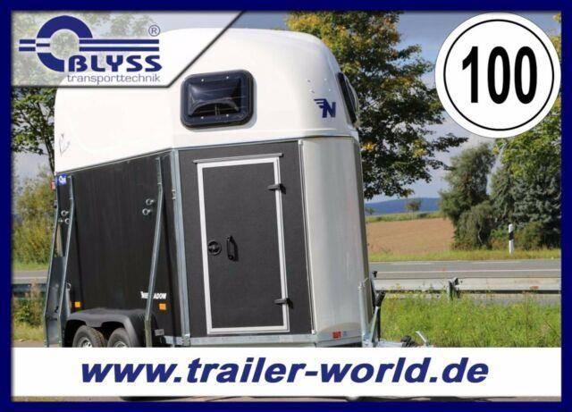 NIEWIADOW AKTION! Pferdeanhanger 310x174x230cm 2t. GG