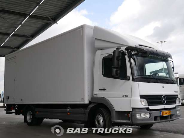 Mercedes Atego 818 L - To be Imported Lekki - image 3