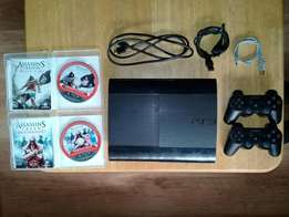 Ps3 500GB for R1900 (All in pics included)